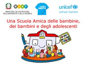 Ministero dell'Istruzione, dell'Università e della Ricerca. Comitato Italiano per l'Unicef.