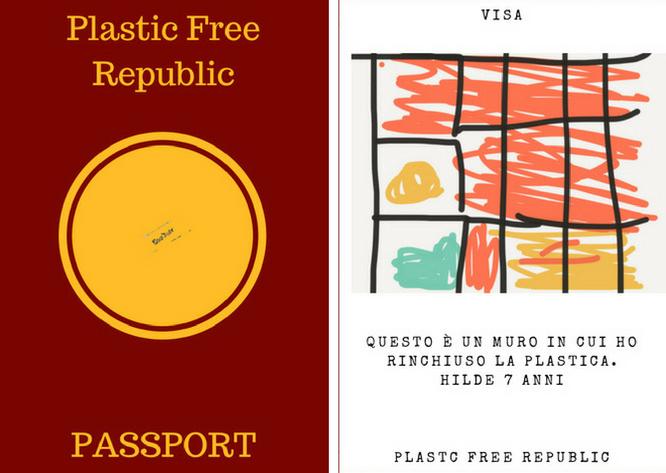 Plastic Free Republic, Crescimondo partner del progetto