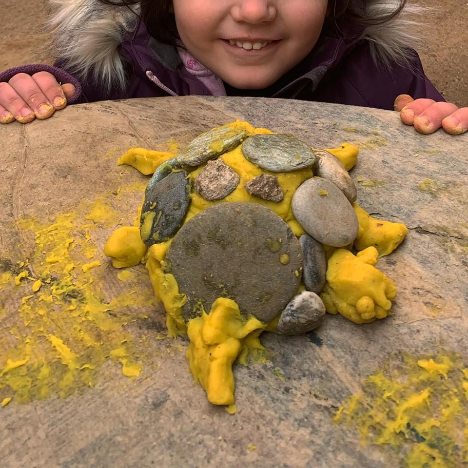 La tartaruga Francesca